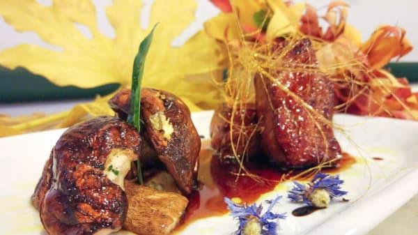 Suggerimento dello chef - La posta del poeta, Terranuova Bracciolini