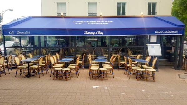 Entrée - Tramway d´Issy, Issy-les-Moulineaux
