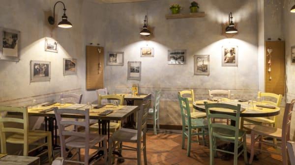 Pizzeria Quei Due, Milaan