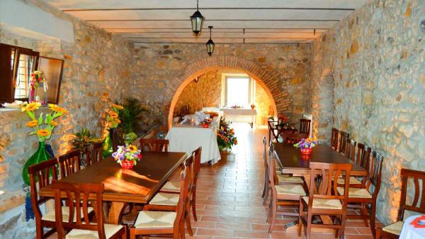 Veduta dell interno - La Torretta Baronale, San Giorgio Del Sannio