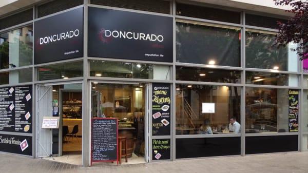 Entrada - Don Curado Tasting, Barcelona