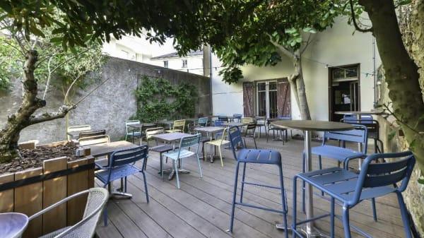 cafe sur cour - Café Sur Cour, Nantes