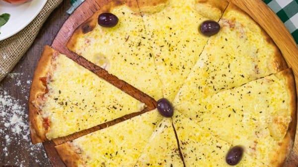 Sugerencia de plato - Pizzeria La Traviata, São Paulo