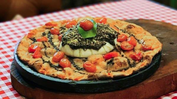 Sugestão do chef - Pizzeria Forno D'Barro, Belo Horizonte