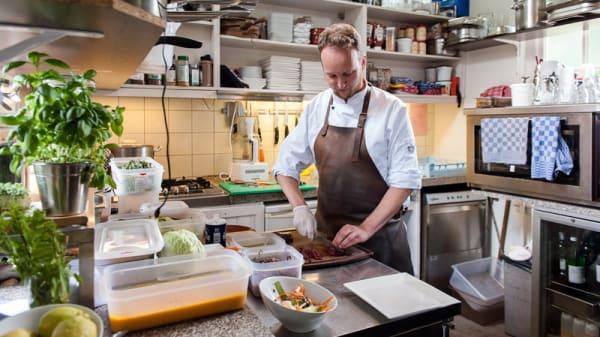 Chef Herman - IJsselhuis Museumhavencafe, Gouda