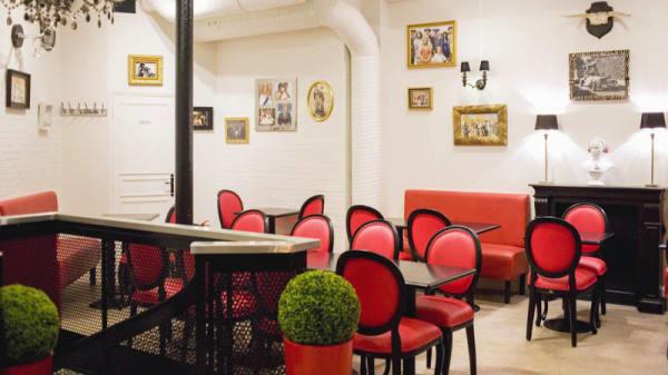 La salle de notre restaurant 1 - Burger & Fils, Paris