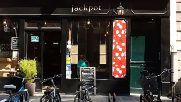 Terrasse - Jackpot, Paris