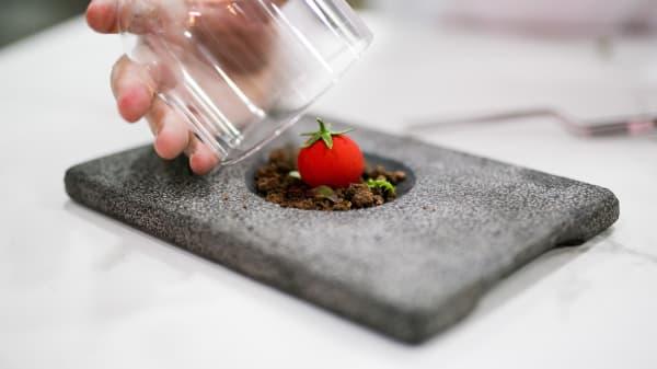 Dulce tomate de El Ejido - La Costa de José Álvarez, El Ejido