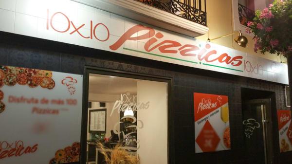 Entrada - 10x10 Pizzicas, Zaragoza
