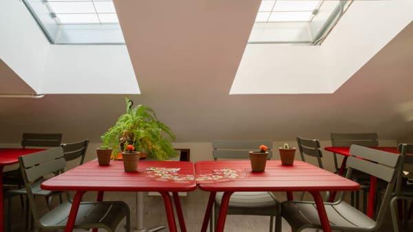 Vue mezzanine - L'Argilla, Aubagne