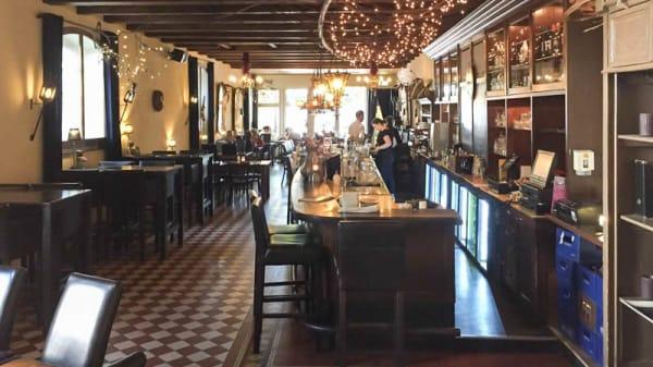 Het restaurant - 'T Bergsch Backhuys, Geertruidenberg