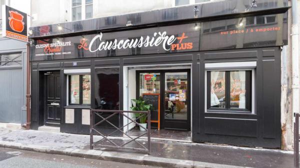 Façade - La Couscoussière Plus, Paris