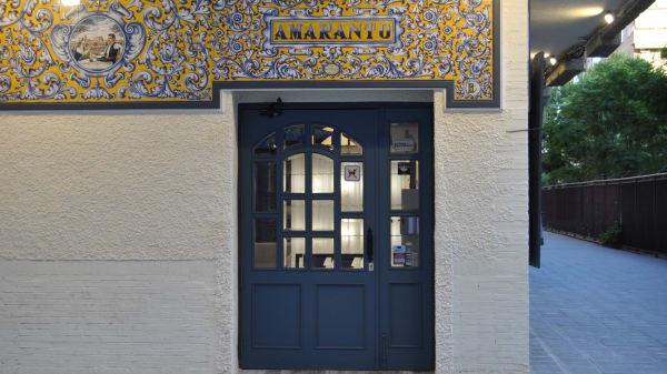 Entrada - Amaranto, Talavera De La Reina