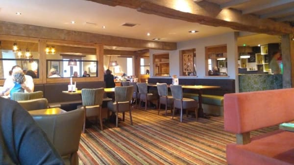 Harvester - Malthouse, Exeter