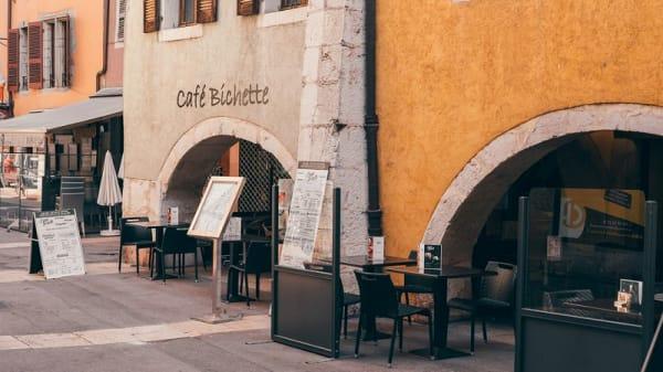 Entrée - Café Bichette, Annecy