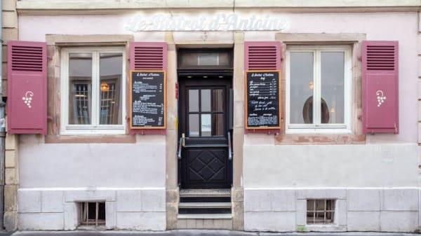 Entreé - Le Bistrot d'Antoine, Strasbourg