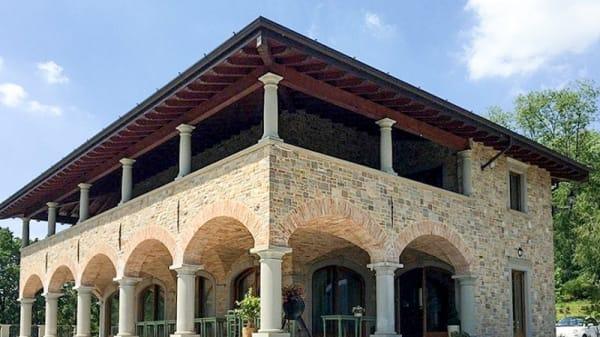 esterno ristorante - Agriturismo Grammelot, Località Gazzenda, Adrara San Martino