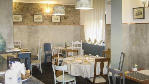 vista sala - Ristorante Pizzeria del Sole, Alessandria