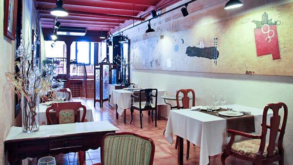 Vista de la sala - Rebost de María, Barcelona