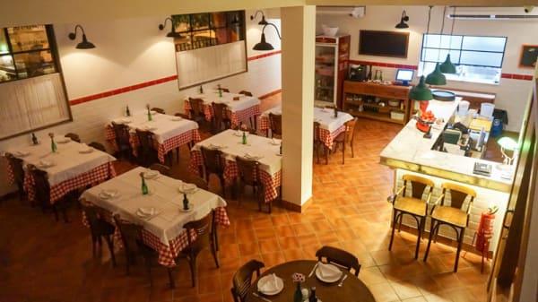 Salão - Spaghetti & Cia - Vila Velha, Vila Velha