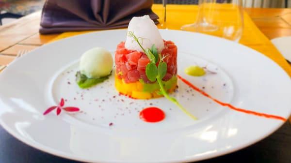 Tartar de atún rojo - Il Vecchio pastificio&cucina, Costa Adeje