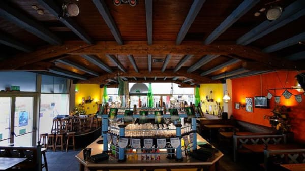 Sala - Pub Le Giraffe, Paderno Dugnano