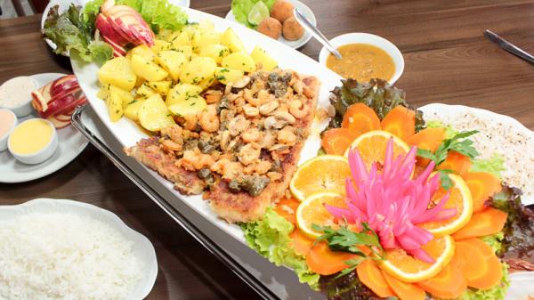 Sugestão do chef - Keamuka, Itapema