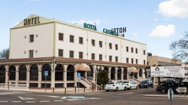El hotel restaurante - Hotel Castilla, Torrijos