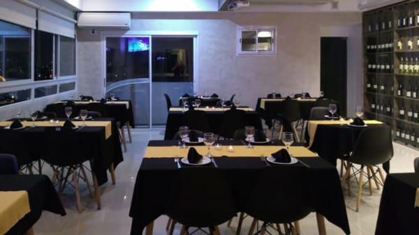 Vista sala - Terrazas3266 (ISI Baires Apart & Suites), Buenos Aires