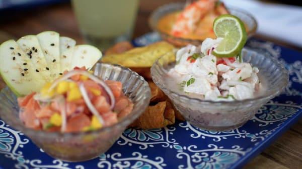 . - Ceviche (Pilar), Del Viso