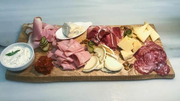 Sugerencia del chef - La Come Dia, Barcelona