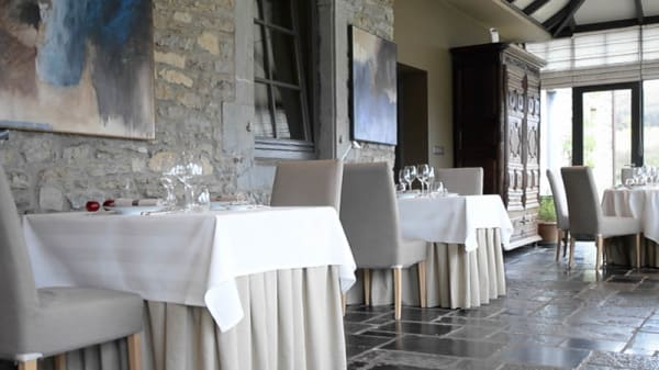 apreçu de l'intérieur - Maison Lemonnier, Lavaux-Sainte-Anne