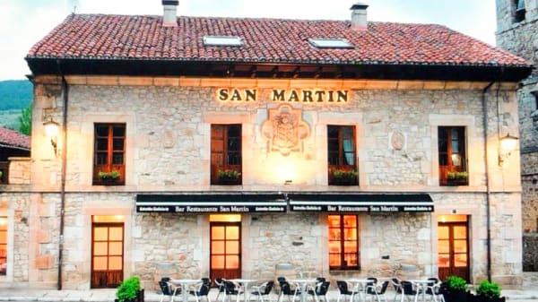 Fachada - San Martín, Molinos De Duero