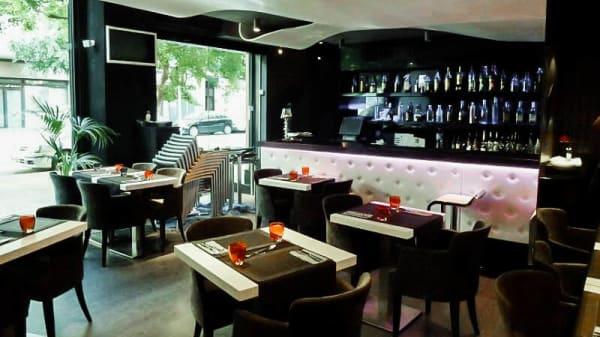 sala - Domo Restaurant, Barcelona