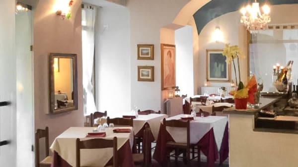 sala - Trattoria vineria da Ale, Torino