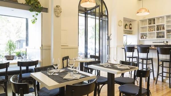 Vista della sala - Tadi - La Taverna Dei Destini Incrociati, Roma