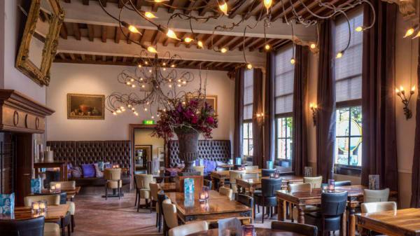 Het restaurant - Heeren van Sonoy, Alkmaar