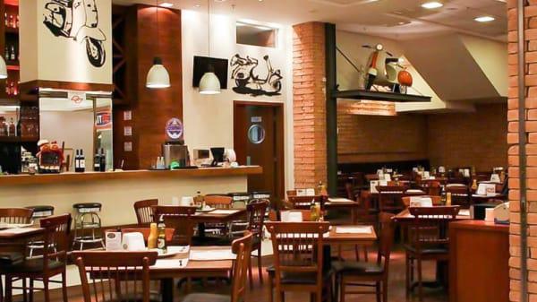 Vista da sala - Mr. Jack's Restaurante & Hamburgueria., São Paulo