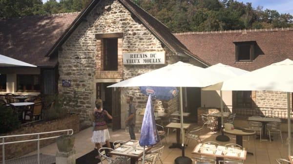 Extérieur - Le Relais du Vieux Moulin, Néris-les-Bains