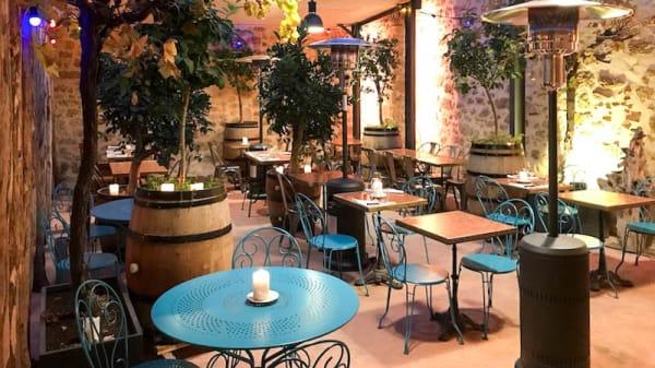 Terrasse - Jardin d'hiver - Quartier Libre, Bordeaux