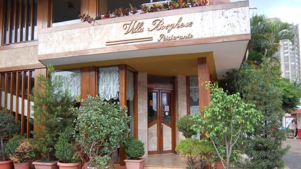 Villa Borghese - Villa Borghese Restaurante, Brasília