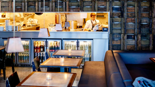 Restaurantzaal - N.A.P, Amsterdam