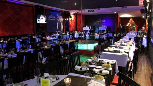 Sala - The Lingerie Restaurant, Porto