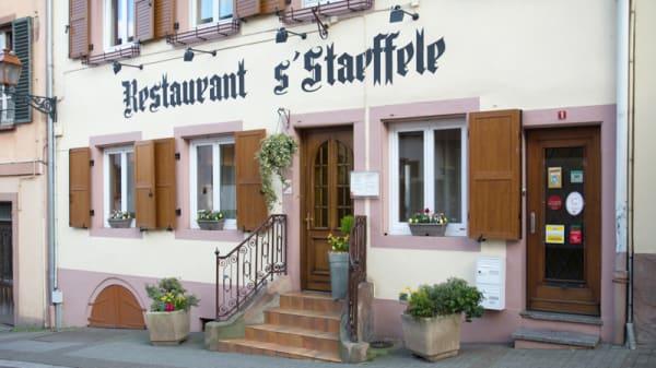 restaurant - Zum Staeffele, Saverne