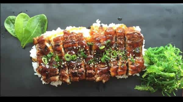 Spareribs - Stege Sushi, Stege