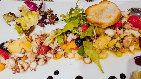 Suggerimento del piatto - Da Trani, Rome