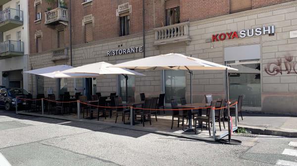 Koya Sushi Asian Restaurant, Turin
