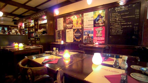 Het restaurant - Stoop & Stoop, Amsterdam