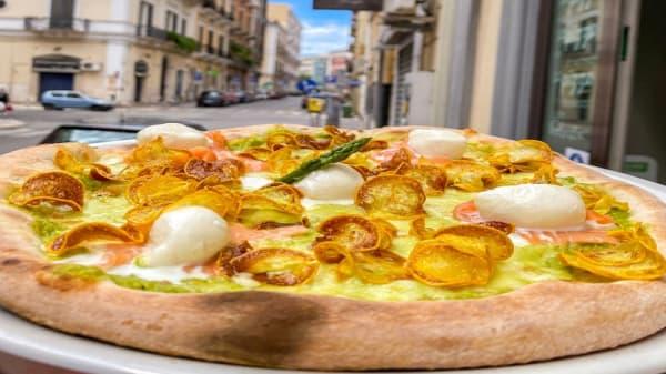 Lo Chef Consiglia - 52 sfumature di pizza, Bari