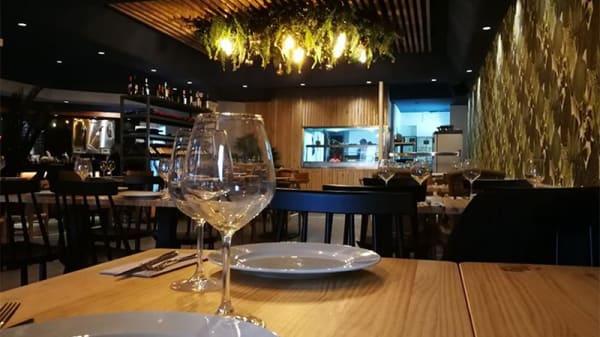 Sala del restaurante - Al Toque de Sal, Fuenlabrada